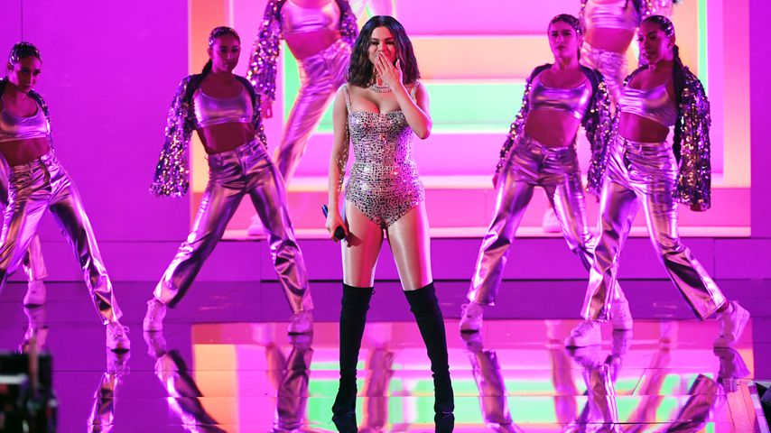 Selena Gomez bei der Amercian Music Awards 2019