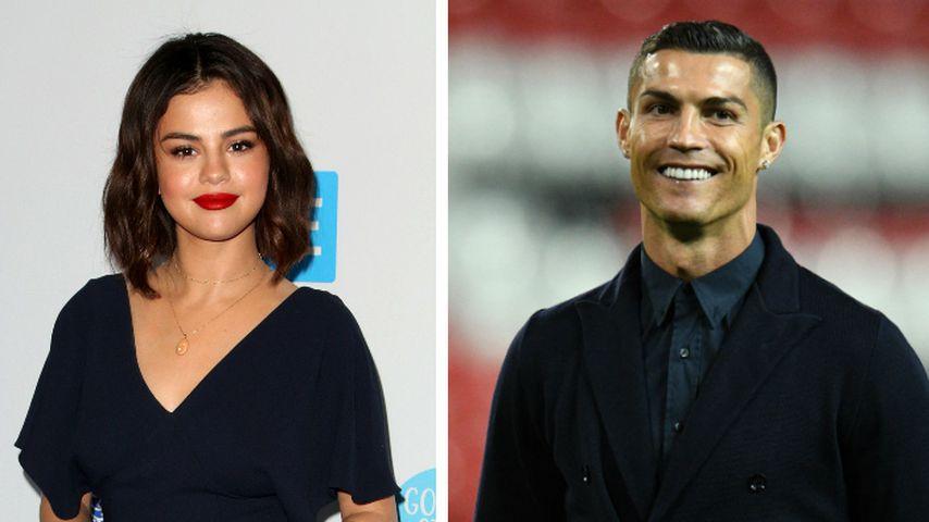 Statt Selena: Ronaldo hat jetzt die meisten Insta-Follower!