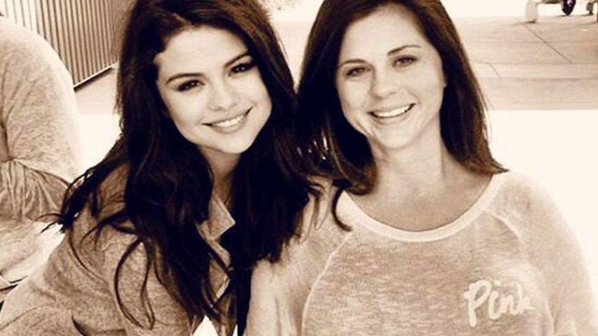 Traurig! Selenas Mutter rührt mit Post für verlorenes Baby