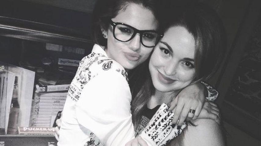 """Nach """"Waverly Place"""": Selena Gomez & Jennifer noch BFFs"""
