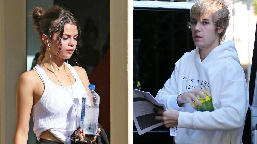 Justin Bieber und Selena Gomez: Gemeinsame Neujahrsfeier