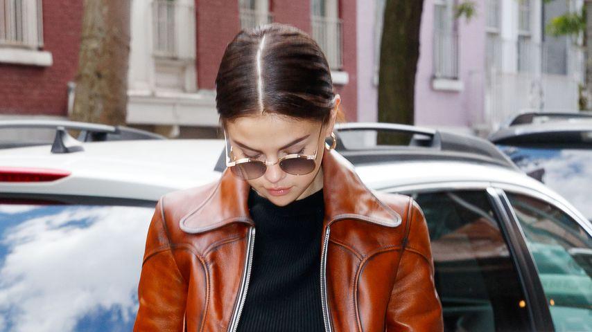 Selena Gomez in New York 2017