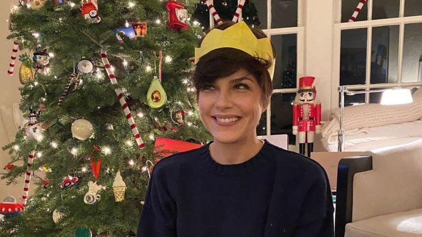 Selma Blair, Weihnachten 2020
