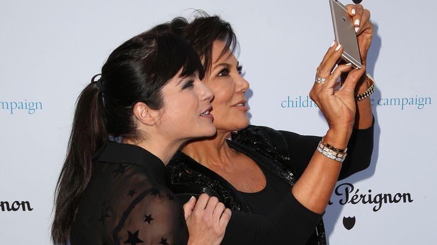 Kris Jenner und Selma Blair