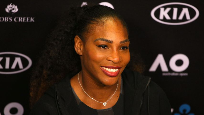 Snap-Malheur: Serena Williams' Schwanger-Post war Versehen!