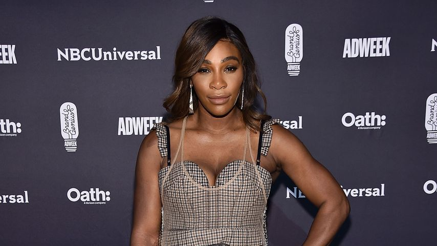 Glam-Queen oder Outfit-Fail? Serena Williams in Straps-Kleid