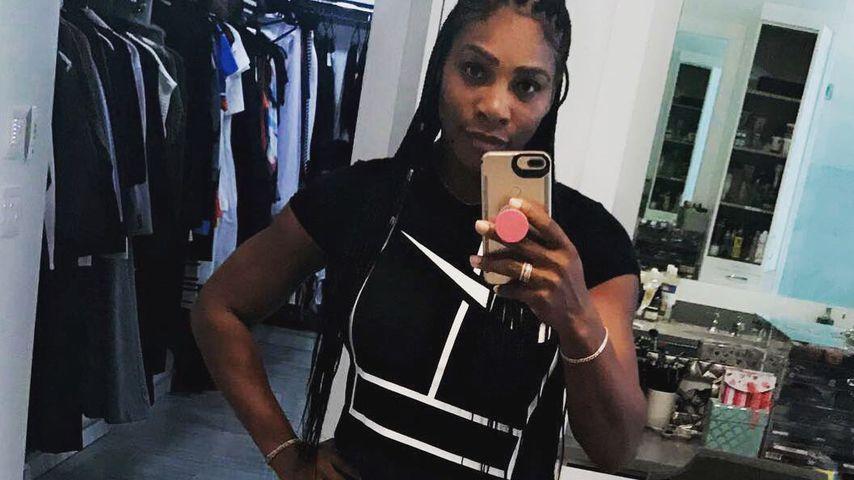 Seit 6 Wochen Mama: Tennis-Comeback für Serena Williams?