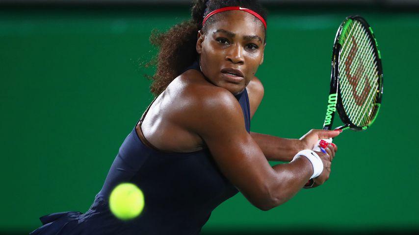 Nach Nadal: Auch Tennisstar Serena Williams sagt Olympia ab!