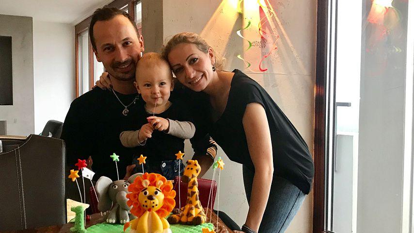 """Trotz """"Let's Dance"""": Für Sergiu & Regina zählt nur ihr Sohn!"""