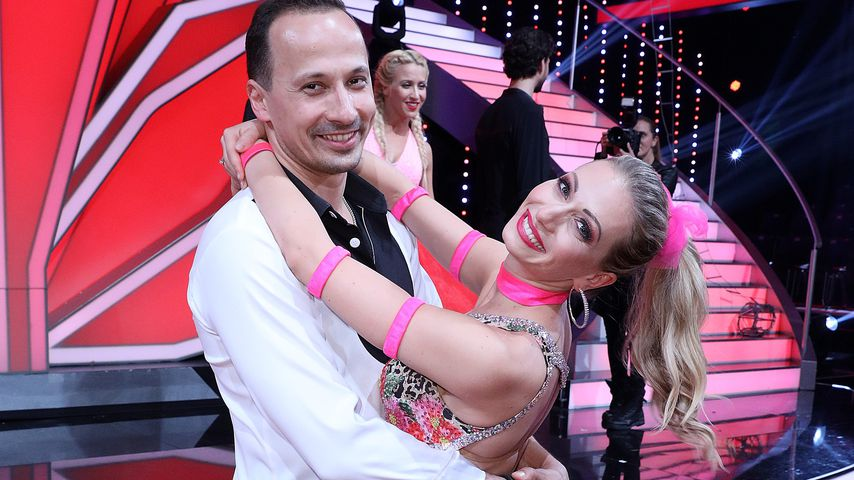 Sergiu und Regina Luca im März 2018