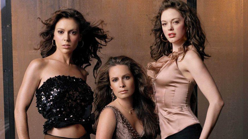 "Serienplakat zu ""Charmed"""