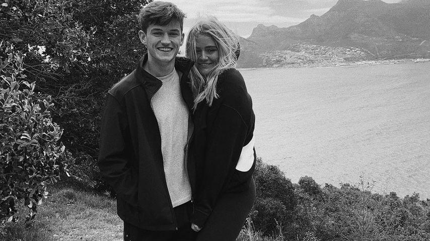 Seth Mack und Matilda Ramsay
