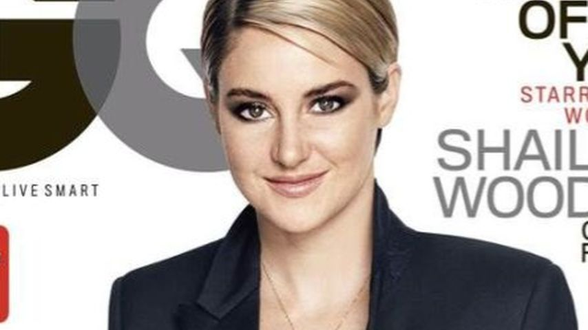 Sexy Titel! Shailene Woodley ist Crush of the Year