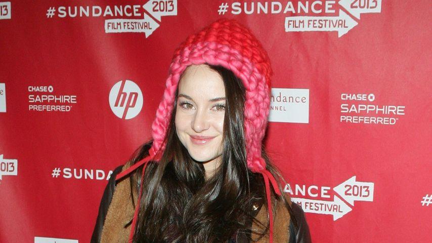 """Shailene Woodley wird Beatrice aus """"Bestimmung"""""""