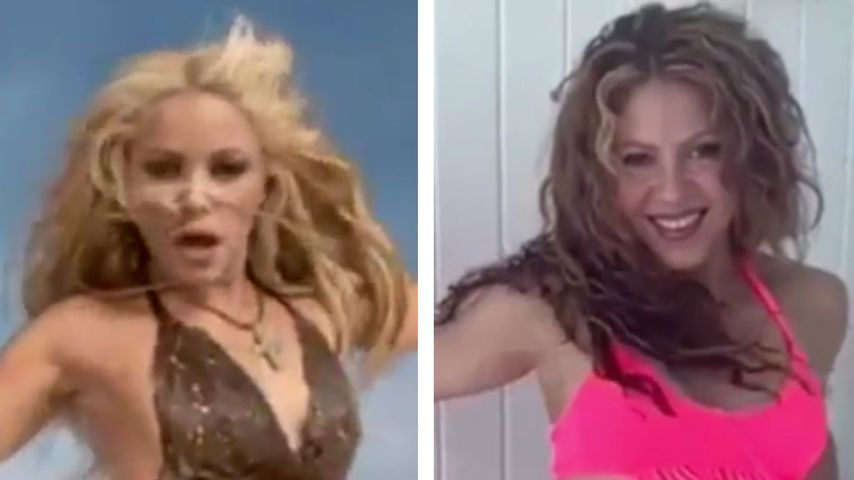 Mega-Bikini-Body: Shakira (42) altert einfach nicht