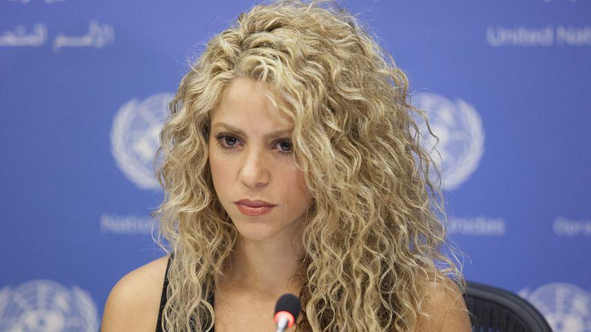 Trotz sexy Hüftschwung: Shakira litt unter ihrem Aussehen!