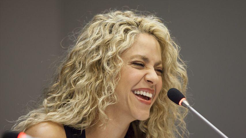 Mega-Chart-Stürmer: Shakiras Album auf Platz 1 in 34 Ländern