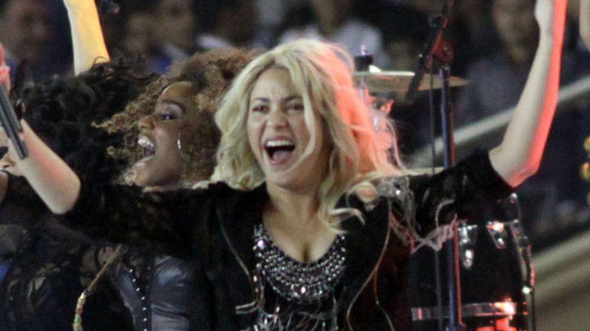 Geburts-Scherz: Shakiras Freund legt alle rein