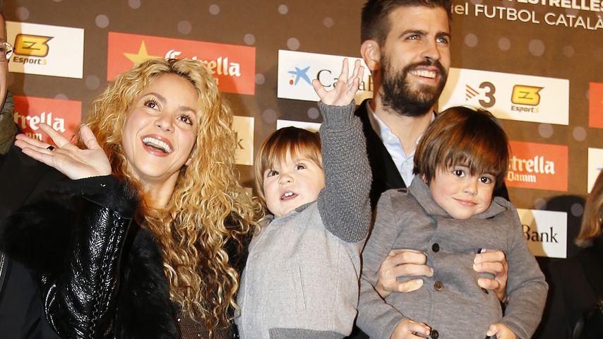 Shakira sieht ihre Kids manchmal einen Monat nicht
