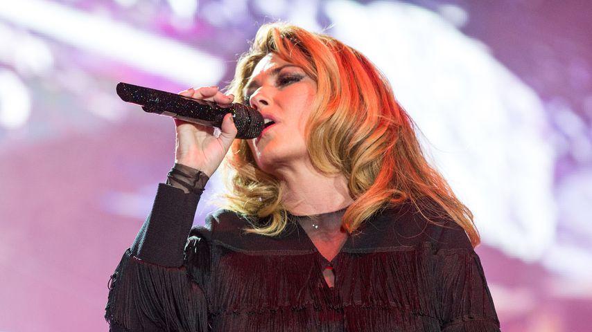 Shania Twain beim Stagecoach Music Festival