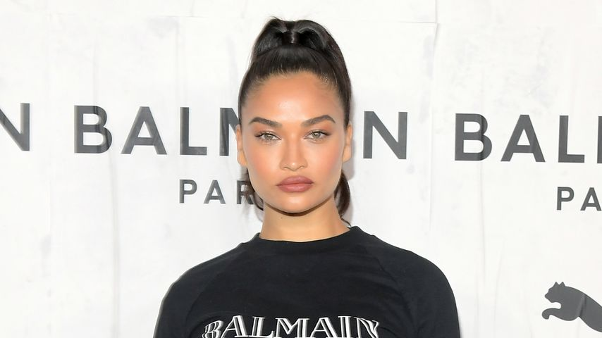 Shanina Shaik, November 2019 in Los Angeles