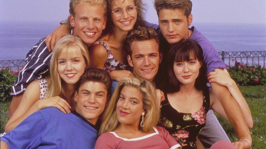"""Die Stars von """"Beverly Hills, 90210"""""""