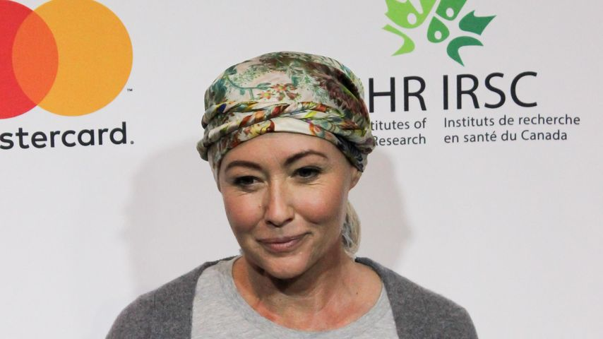 Shannen Doherty auf einer Krebs-Gala in LA