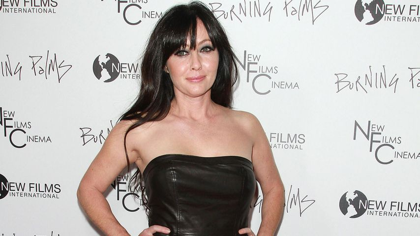 "Shannen Doherty bei der Premiere von ""Burning Palms"" in Los Angeles"