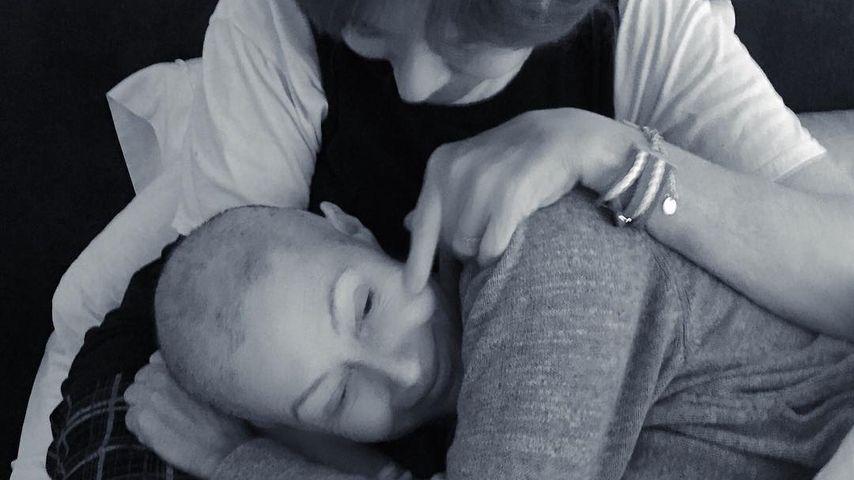 Krebskranke Shannen Doherty mit ihrer Mutter Rosa