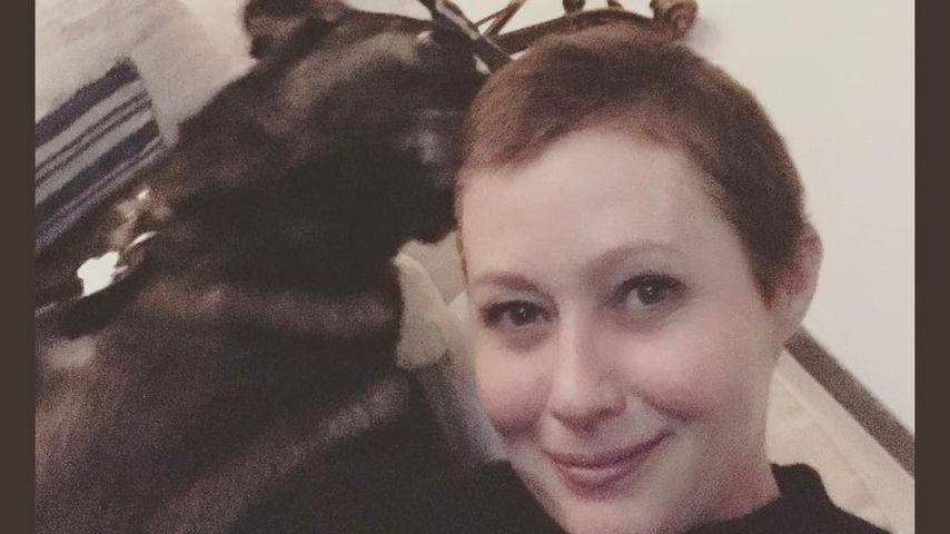 Am Valentinstag: Shannen Doherty feierte ihre Gesundheit!