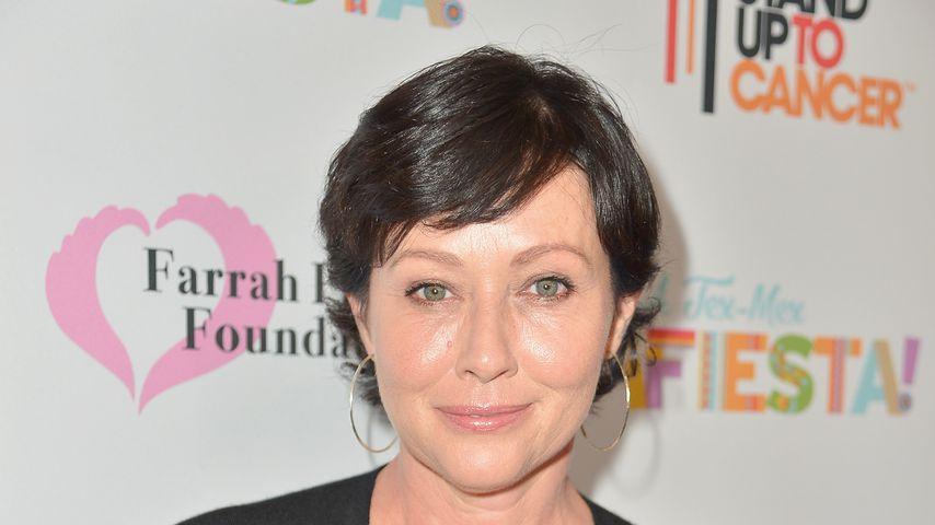 Mut zur Falte: Shannen Doherty pfeift auf Botox-Wahn!