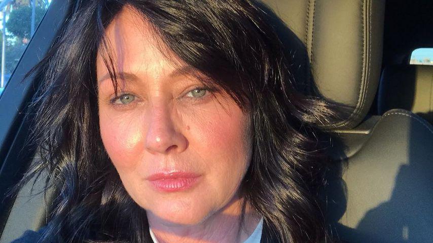 Shannen Doherty hätte sich wegen Brustkrebs fast aufgegeben