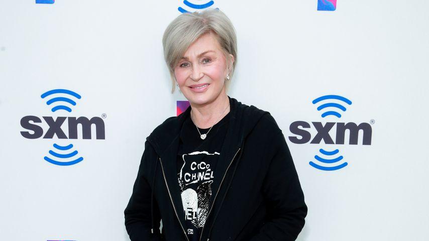 Sharon Osbourne im Februar 2020
