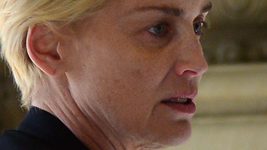 Also doch! Auch eine Sharon Stone (56) wird älter
