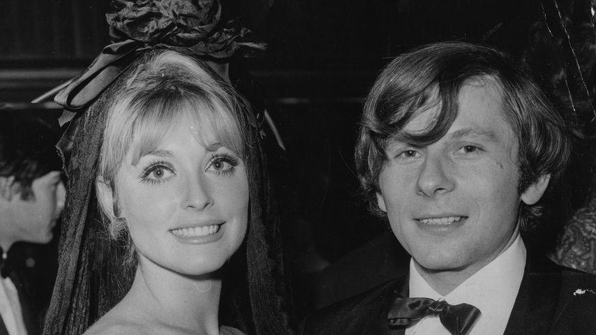Sharon Tate und Roman Polanski, 1966