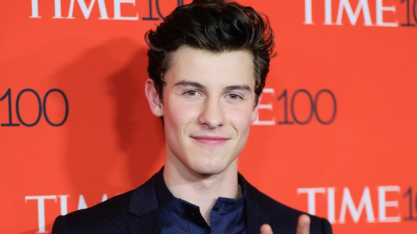 Shawn Mendes bei der Time 100 Gala 2018 in NYC