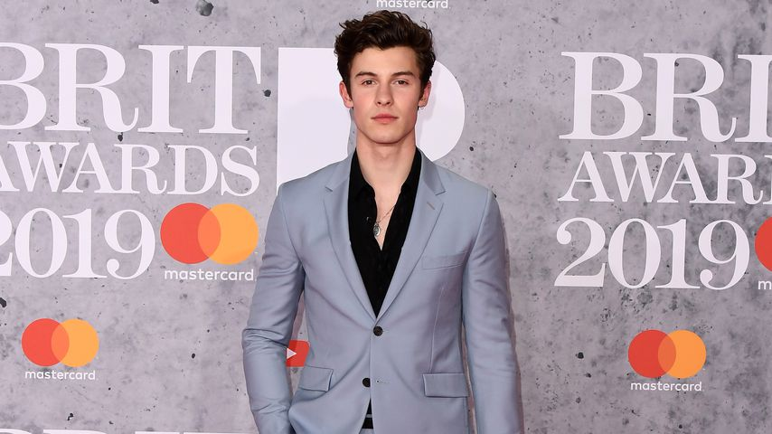 Shawn Mendes im Februar 2019 in London