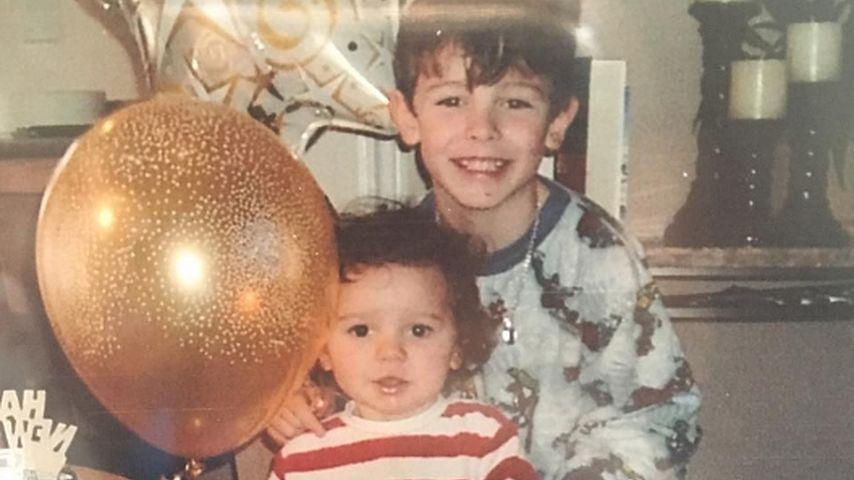 Zuckersüßer Schnappschuss: Shawn Mendes im Throwback-Fieber!