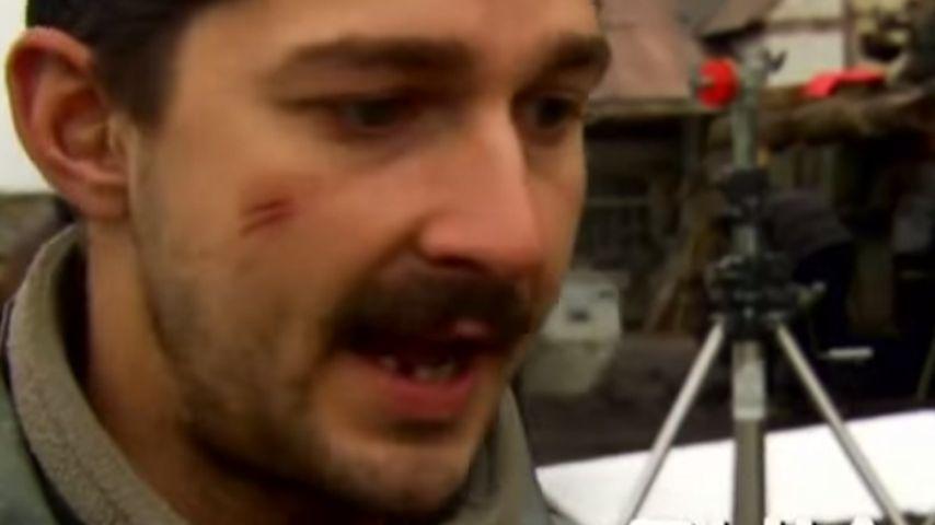 Krass! Shia LaBeouf opfert Zahn für neue Filmrolle