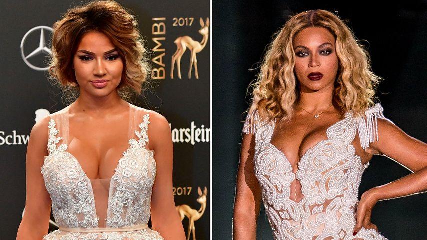 Shirin David und Beyoncé