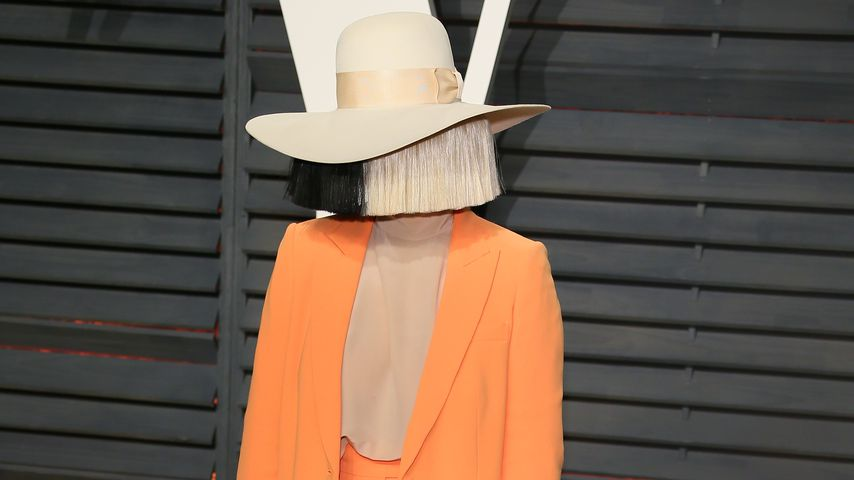 Sia auf der Vanity Fair Party, 2017