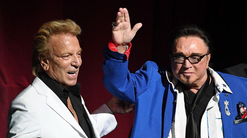 Siegfried Fischbacher und Roy Horn, 2016