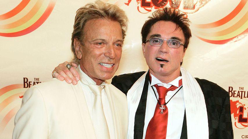 Siegfried Fischbacher und Roy Horn, 2006