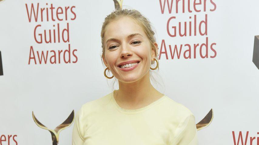 Sienna Miller, Schauspielerin