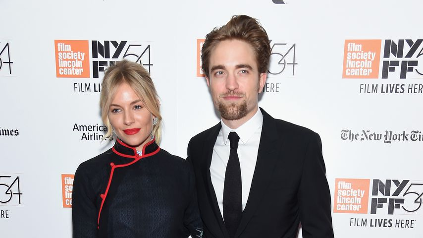 "Sienna Miller und Robert Pattinson beim Screening zu ""The Lost City Of Z"""