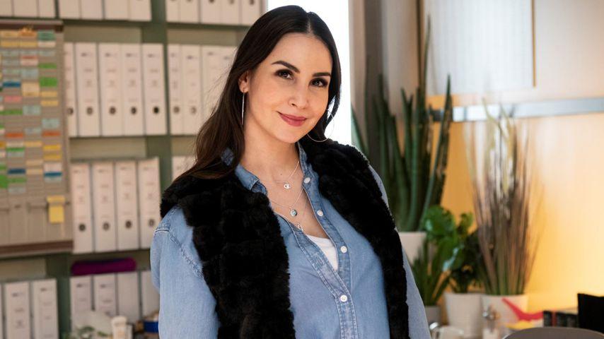 "Sila Sahin in die RTL-Serie ""Nachtschwestern"""