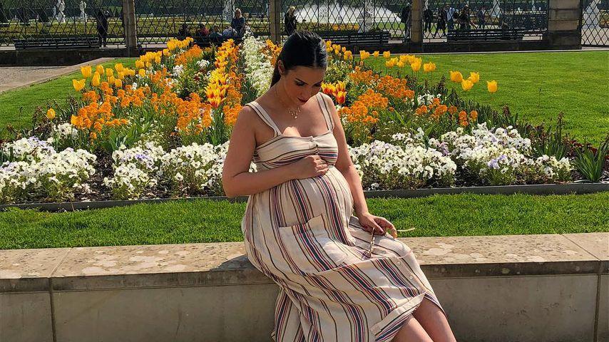Bald ist es so weit: Schwangere Sila Sahin hat schon Wehen!