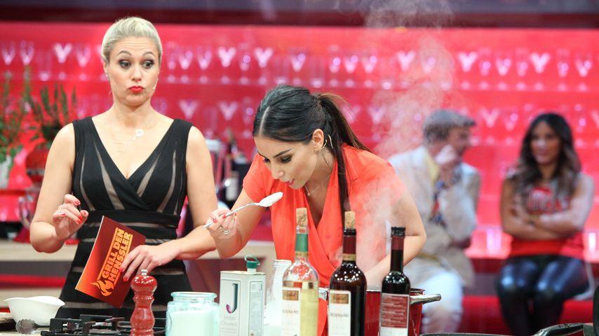 Beziehungstipps im TV: Ruth Moschner berät Sila Sahin