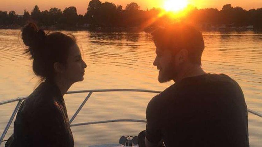 Intimer Liebes-Moment: Sila Sahin & Samuel segeln ins Glück