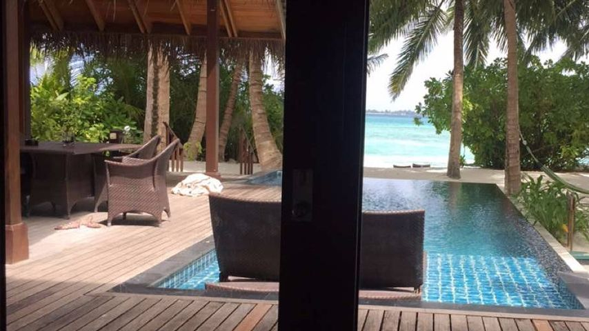 Sila Sahin zeigt ihr Flitterwochen-Paradies